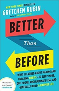 Better Than Before Book,