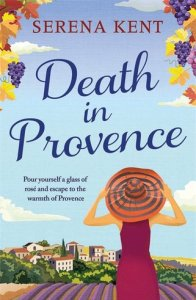 Death in Provence by Serena Kent, An Interview with Deborah Lawrenson, https://karenhugg.com/2018/10/09/death-in-provence #mystery #novel #books #DeborahLawrenson #SerenaKent #Provence