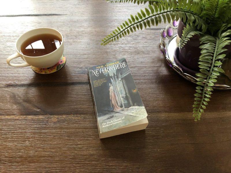 Neverwhere, A Lesson From Neil Gaiman in How to Write Emotion, Karen Hugg, https://karenhugg.com/2018/05/19/a-lesson-from-neil-gaiman-in-how-to-write-emotion/ #books #urbanfantasy #neilgaiman #novels #Neverwhere