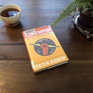 Linchpin Book, The Inspiring Idea of Being a Linchpin, Karen Hugg, https://karenhugg.com/2013/01/20/linchpin-book/ #SethGodin #Linchpin #Inspirationalbooks #Business #Marketing