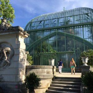 Jardin Botanique de Paris, A Hidden Gem of the French Open Is Its Parisian Suburb, Karen Hugg, https://karenhugg.com/2019/06/03/parisian-suburb #Paris #FrenchOpen #RolandGarros #tennis #Boulogne-Billancourt #Parisiansuburb #sights #France