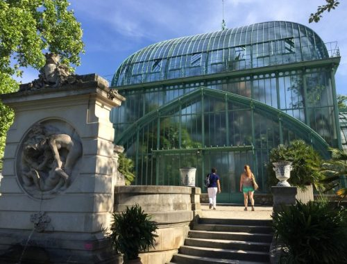 Jardin Botanique de Paris, A Hidden Gem of the French Open Is Its Parisian Suburb, Karen Hugg, https://karenhugg.com/2019/06/03/parisian-suburb #Paris #FrenchOpen #RolandGarros #tennis #Boulogne-Billancourt #Parisiansuburb #sights #France