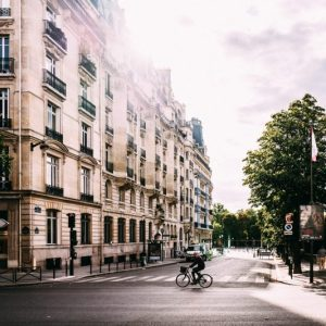 Paris Street, My Own Random Small Tips for Visiting Paris, https://karenhugg.com/2019/06/12/tips-for-visiting-paris #Paris #France #travel #tips #smalltips #summer #visitingParis