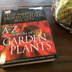 American Horticultural Society A-Z Encyclopedia of Garden Plants, The Best Giant Book Every New Gardener Needs, Karen Hugg, https://karenhugg.com/2020/02/12/a-z-encyclopedia-of-garden-plants/ #A-Z #encyclopedia #plants #garden #gardening #plantresources #plantidentification #books #booksaboutplants
