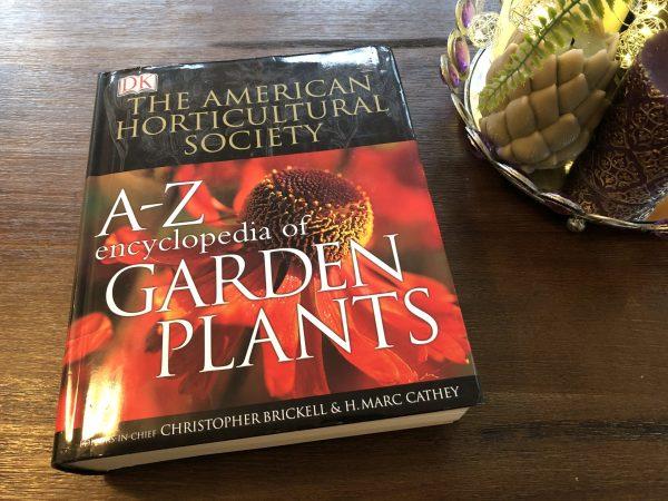 American Horticultural Society A-Z Encyclopedia of Garden Plants, The Best Giant Book Every New Gardener Needs, Karen Hugg, https://karenhugg.com/2020/02/12/a-z-encyclopedia-of-garden-plants/ #A-Z #encyclopedia #plants #garden #gardening #plantresources #plantidentification #books #booksaboutplants