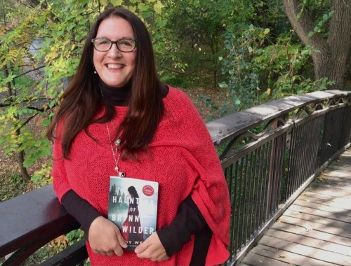 Author Wendy Webb, The Haunting of Brynn Wilder, Wendy Webb Reveals Secret Spirits in a Dangerous Lake, Karen Hugg, https://karenhugg.com/2020/11/03/wendy-webb #WendyWebb #TheBigThrill #northerngothic #Minnesota #authors #books #fiction