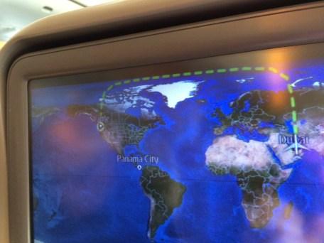 Dubai to Seattle