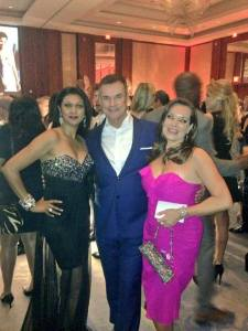KJ, Richard Nestor and Renee from The Shopping Channel