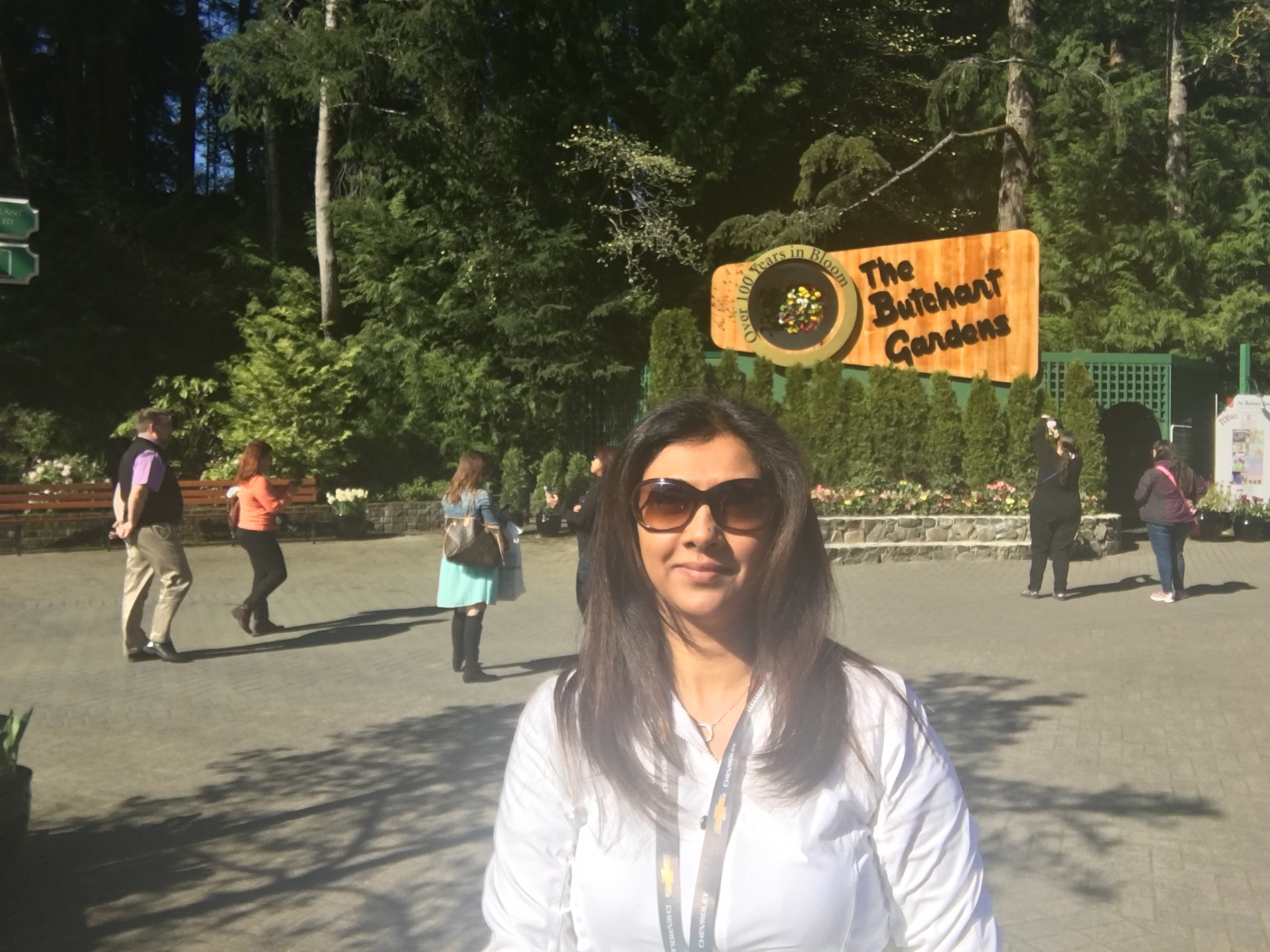 A must see in Victoria the Butchart Gardens.