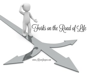 Forks on the Road of Life by Karen Jurgens