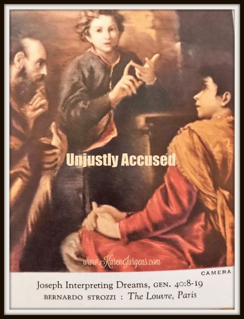 Unjustly Accused by Karen Jurgens