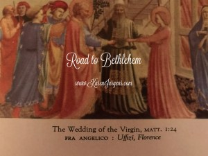 Road to Bethlehem by Karen Jurgens