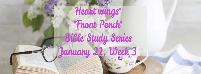 Front Porch Bible Study Series