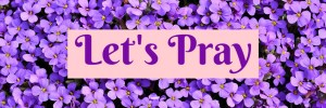 The Fruit of the Spirit Bible Study Week 20: Sabbath Let's Pray by Karen Jurgens