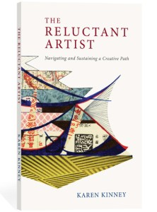 The Reluctant Artist Book Cover