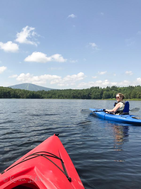 Vermont Kayaking