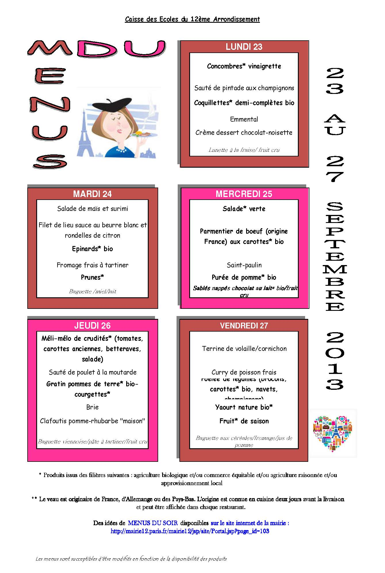 Essay For Kids In French