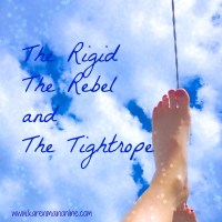 The Rigid, The Rebel and the Tight Rope Walk