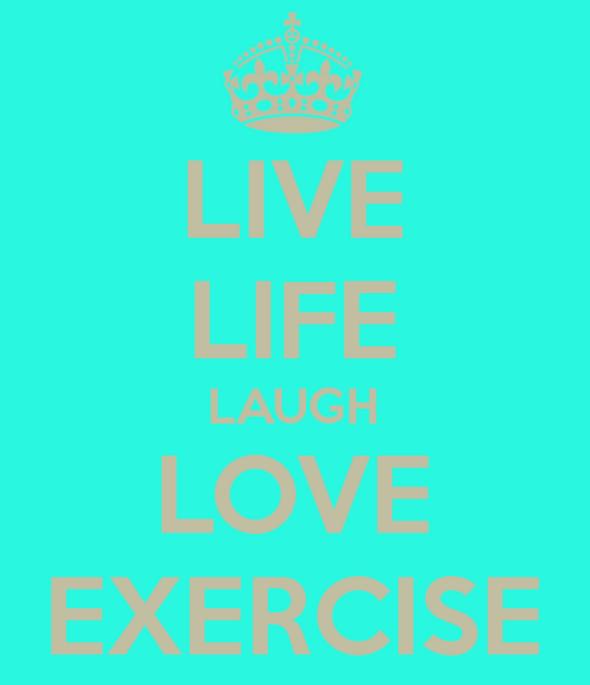 loving exercise