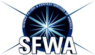 Image of membership badge for SFWA