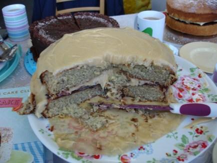 Inside danis peanut butter
