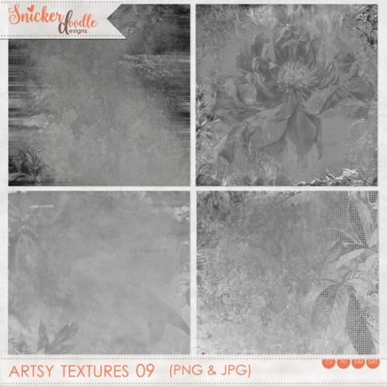 Artsy Textures SnickerdoodleDesigns