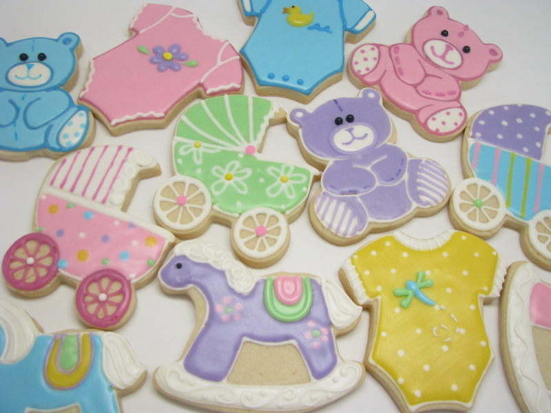 Baby   Karen s Cookie Blog Have