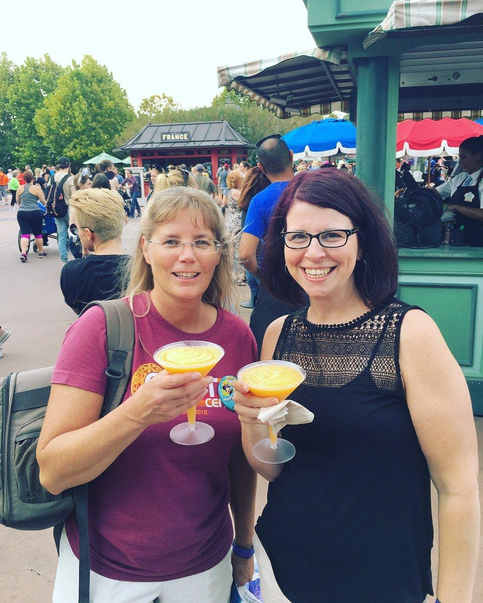Epcot Food & Wine Festival France