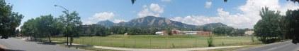 Mountain panorama © 2014 Karen A. Johnson