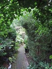 Garden path © 2014 Karen A. Johnson