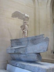 Winged Victory © 2014 Karen A. Johnson