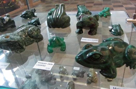 Green stone frogs 2 © 2015 Karen A. Johnson
