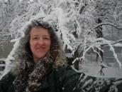 Snowy selfie © 2015 Karen A. Johnson