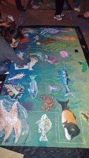 Pastel mural 14 © 2016 Karen A. Johnson