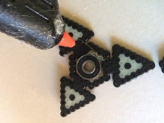 Fidgetspinner DIY 7 Hama