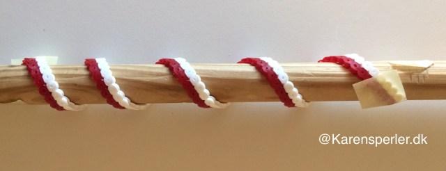 Serpentiner i perler student