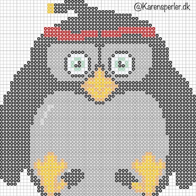 Angry Birds bomb perleplader Hama