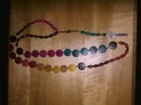 Rainbow Rosary (sold)