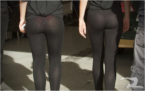 Yoga Pants Are NOT Pants Rant <br>and a Little Bit About Booty <br>plus the BootyWrap