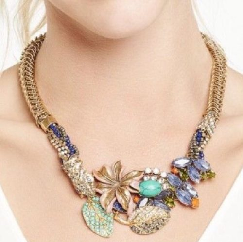 Jewelry Can Spice Up Your Spring Outfits