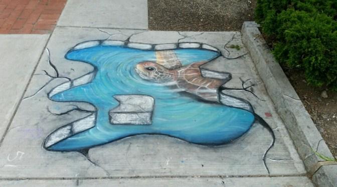 Chalk Contest