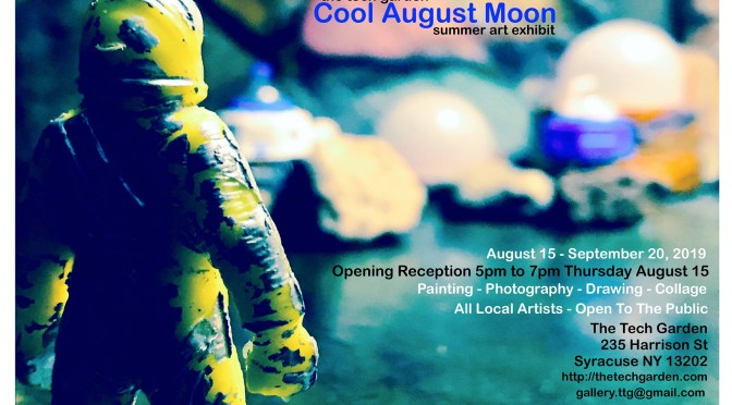 Cool August Moonies