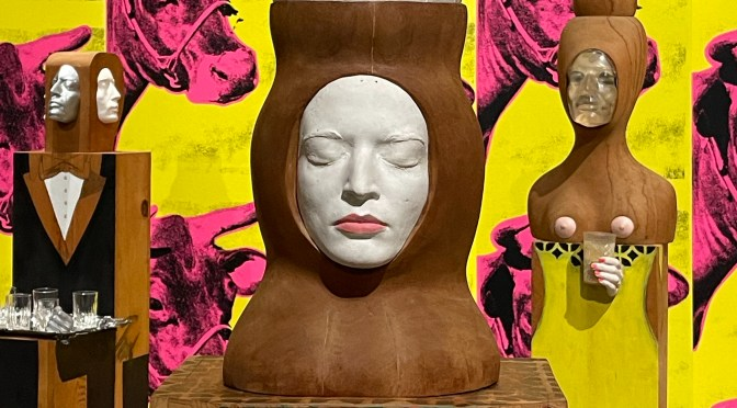 Marisol @ Warhol