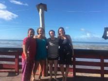 Joanna, Siana, Ateca, and Kinesi