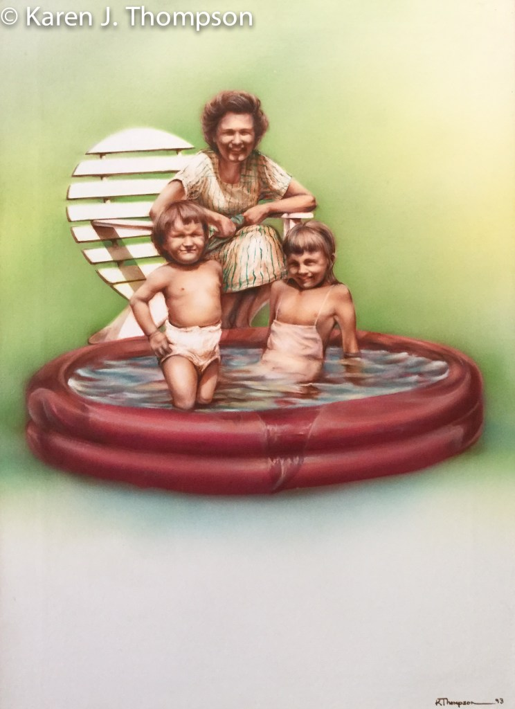 Bathers 3