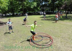 Hooping Herman Park 17