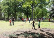 Hooping Herman Park 4