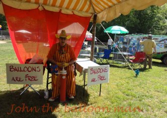 John at Clydefest 3