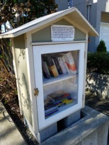 Little Free Library Alki