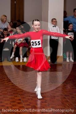 Lucie , proud finalist
